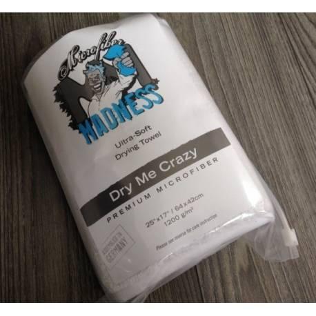 Microfiber Madness Dry Me Crazy kuivausliina 65×42cm