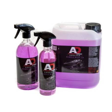 Autobrite Purple Rain 500ml raudanpoistoaine