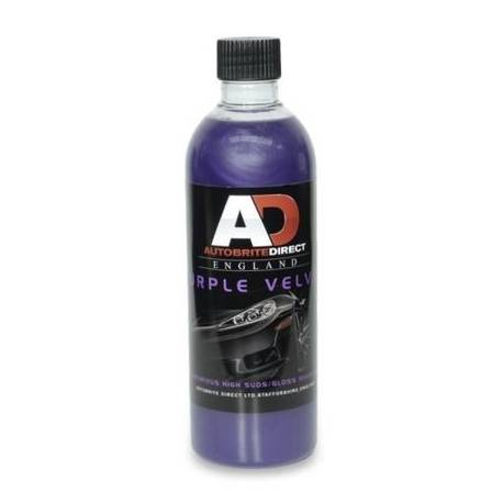 Autobrite Purple Velvet High Gloss Shampoo 500ml