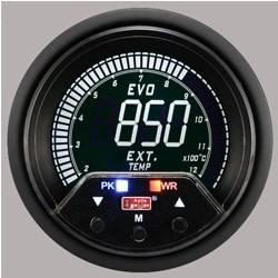 GPS nopeusmittari EVO series 85mm