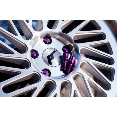 Japan Racing JB1 Bolts 14x1,25 Purple