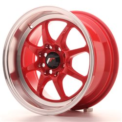 Japan Racing TF2 15x7,5 ET30 4x100/114 Red
