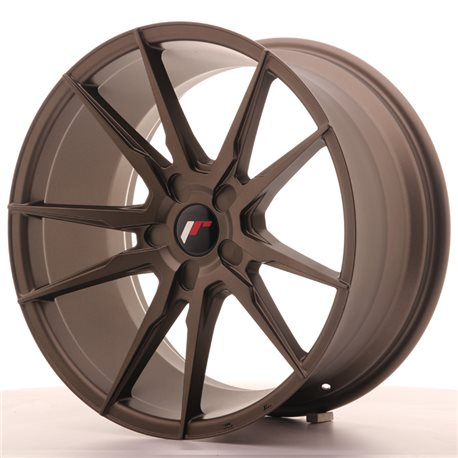 Japan Racing JR21 19x9,5 ET20-40 5H Blank Matt Bro