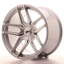 Japan Racing JR25 19x11 ET20-40 5H Blank Silver