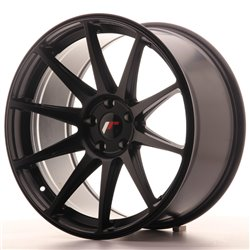 Japan Racing JR11 19x9,5 ET22 5x112 Matt Black