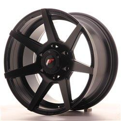 JR Wheels JRX3 17x8.5 ET20 6x139.7 Matt Black
