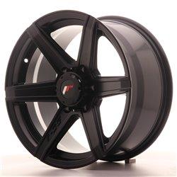 JR Wheels JRX6 18x9 ET25 6x139.7 Matt Black