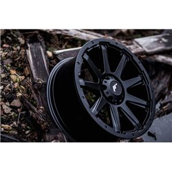 JR Wheels JRX1 17x8 ET20 6x139,7 Matt Black