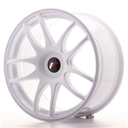 JR Wheels JR29 18x8,5 ET20-48 BLANK White
