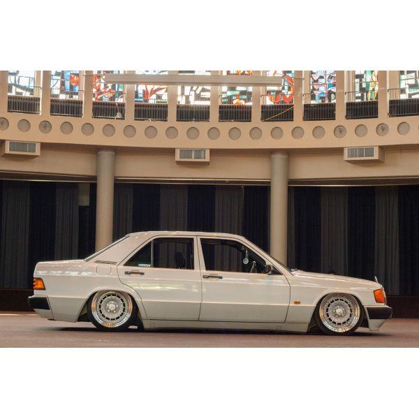 Ilmajousitus Mercedes