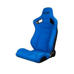 BRAUM Elite Series Sport Penkki - Blue Cloth (Black Stitching)