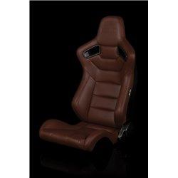BRAUM Elite Series Sport Penkit - Brown Leatherette