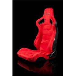 BRAUM Elite Series Sport Penkit - Red Microsuede