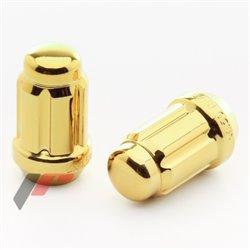 Pyöränmutterisarja JN2 M12x1.5 Gold