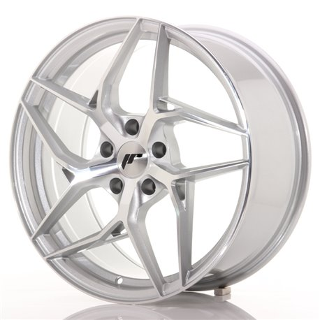 Japan Racing JR35 19x8,5 ET35 5x120 Silver Machine