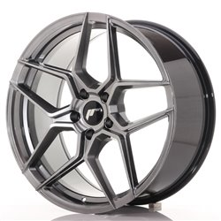 Japan Racing JR34 20x9 ET35 5x120 Hyper Black