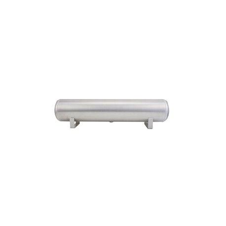 Air Lift paineilmasäiliö harjattu alumiini 15 Litraa (4gal)