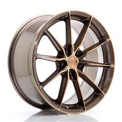 JR Wheels JR37 19x8,5 ET45 5x112 Platinum Bronze