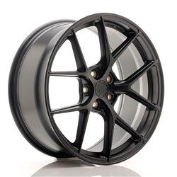 JR Wheels SL01 19x8,5 ET42 5x108 Matt Blackbr/br/