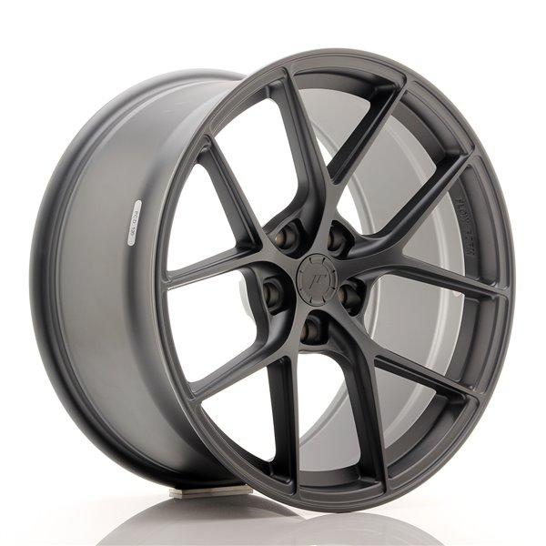 JR Wheels SL01 19x9,5 ET33 5x112 Matt Gun Metalbr/br/br/