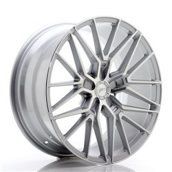JR Wheels JR38 20x9 ET20-45 5H BLANK Silver Machined Face