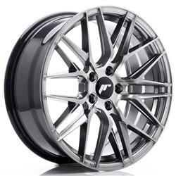 JR Wheels JR28 18x7,5 ET35 5x100 Hyper Black