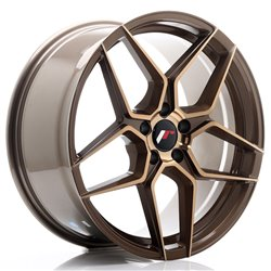 JR Wheels JR34 19x8,5 ET35 5x112 Platinum Bronze