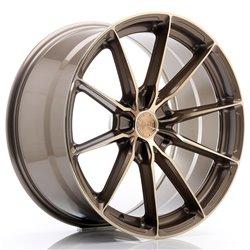 JR Wheels JR37 20x10 ET45 5x120 Platinum Bronze