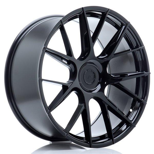 JR-Wheels JR42 22x11 ET20-46 5H BLANK Gloss Black