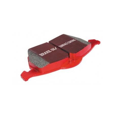 MERCEDES-BENZ CLK (C208) CLK230K Coupe (2.3 Supercharged) 97-2002 EBC Redstuff etujarrupalat